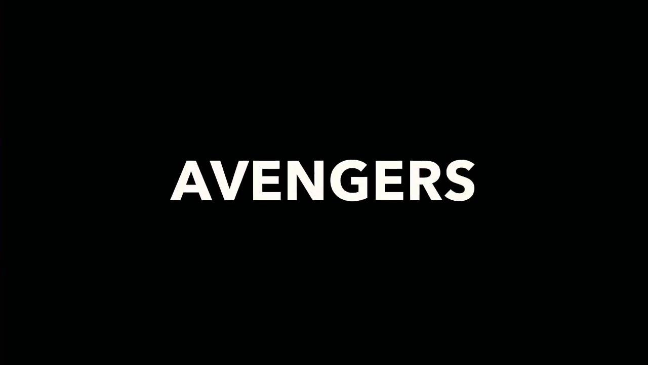 AVENGERS 😆