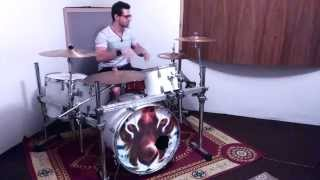 Ratão - Maroon 5 - Wont Go Home Without You - Drum Cover