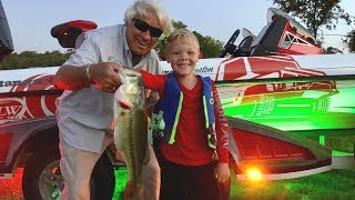 Houston Went Fishing with Jimmy Houston!