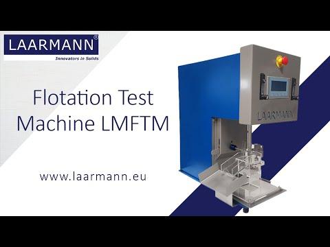 Laboratory froth flotation machine