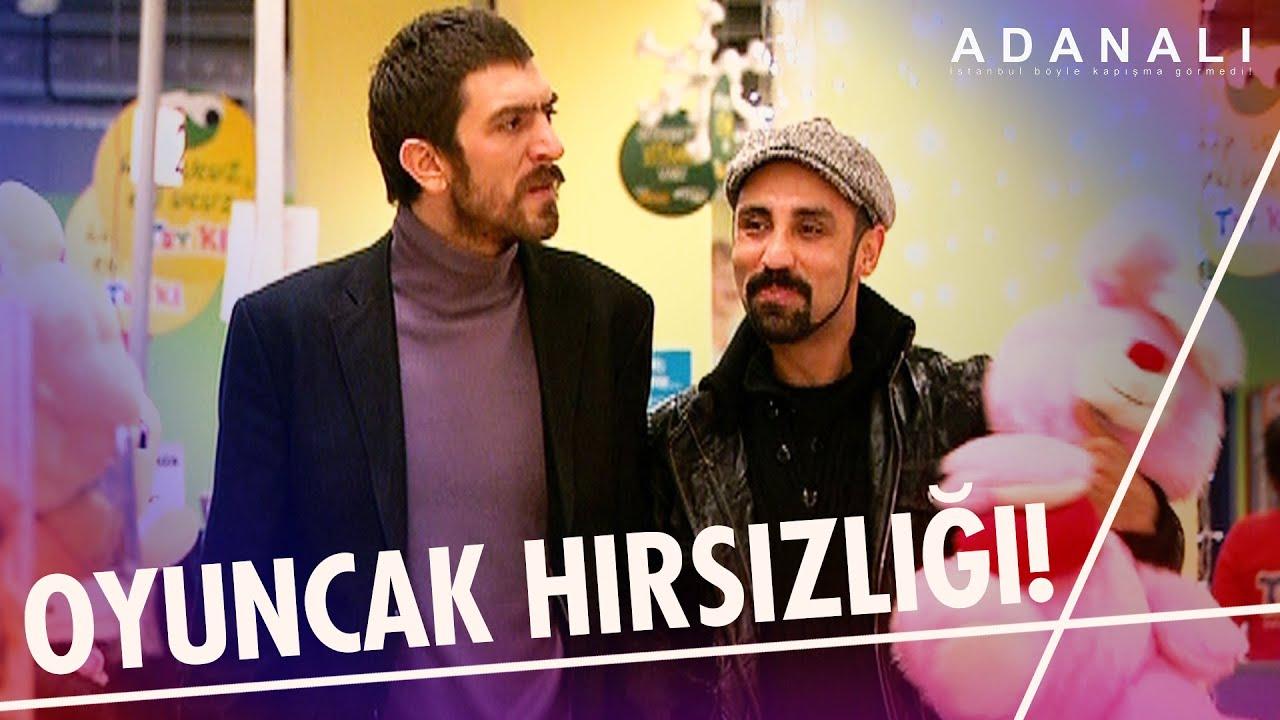 Fiko ve Matador İsmail oyuncak dükkanında - Adanalı 15. Bölüm