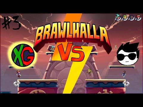 PRG #3   BRAWLBALL!!   w/DATA DEM0N!!