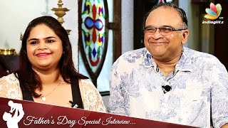 Vidyullekha Raman : Never Asked Anyone for Acting Chance, EXCEPT.. | Father Mohan Interview
