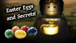 LEGO: The Lord of the Rings: Easter Eggs and Secrets!