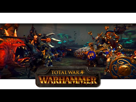 Total War: Warhammer - The King and the Warlord |