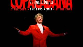 BARRY BANILOW - Copacabana (At The Copa) (THE 1993 REMIX)