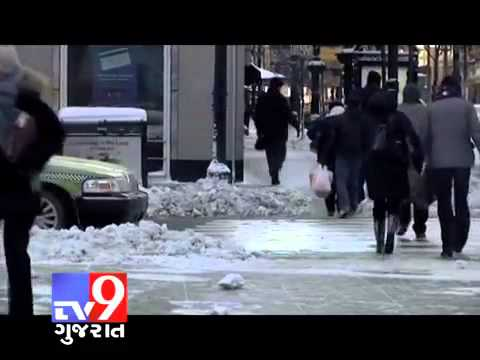 US colder than Mars, Arctic chill continues to grip North America, Canada!, Pt 2   Tv9 Gujarat   You