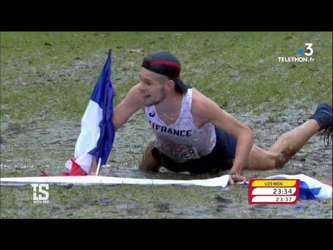 Cross-country : Deuxième