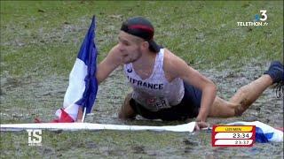 Cross-country : Deuxième titre européen pour l'espoir Jimmy Gressier