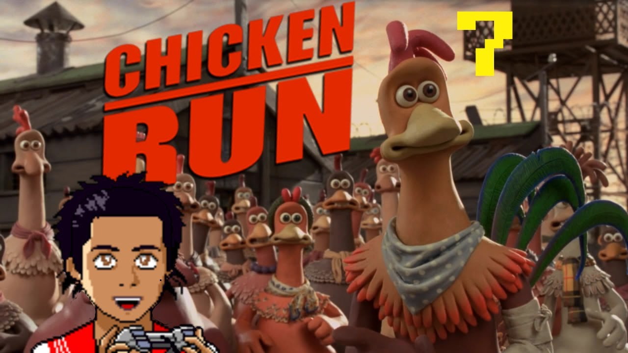 chicken run great escape essay Charming animated escape tale has some peril, scares read common sense media's chicken run review, age rating, and parents guide.