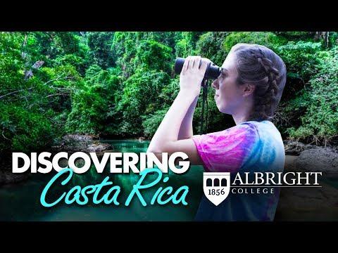 Albright College in Costa Rica