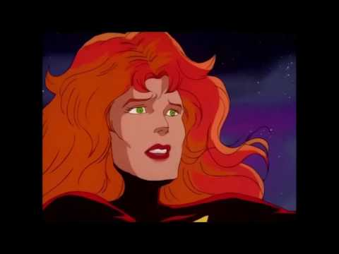 """Jean Grey/Phoenix Death Scene"" - X-Men"