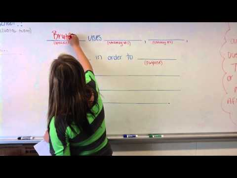 Writing Thesis Statements for Argument Essays