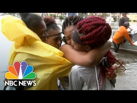 A Texas Family Is Reunited After Being Separated For Days | NBC News