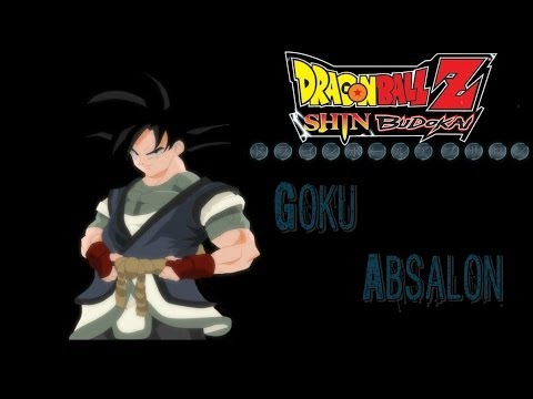 Dragon Ball Z Shin Budokai 2 - Goku Absalon Mod
