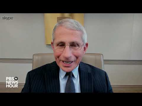 FULL INTERVIEW: Dr. Fauci on rising COVID-19 cases, a future vaccine and what the U.S. needs to do