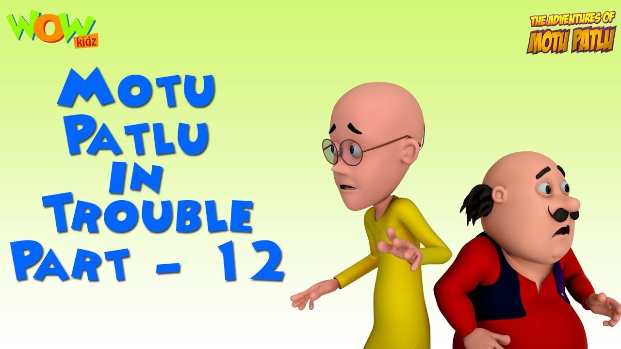 Motu Patlu In Trouble Compilation Part 12 As Seen On Nickelodeon