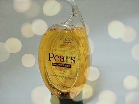 Pears Shower Gel Review - Product review video