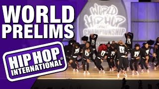 Da' Republik - Dominican Republic | Megacrew Division @ HHI's 2015 World Prelims
