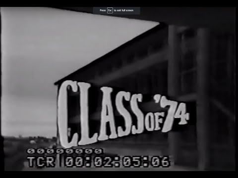 Class Of '74 - First Episode - Classic Australian Television