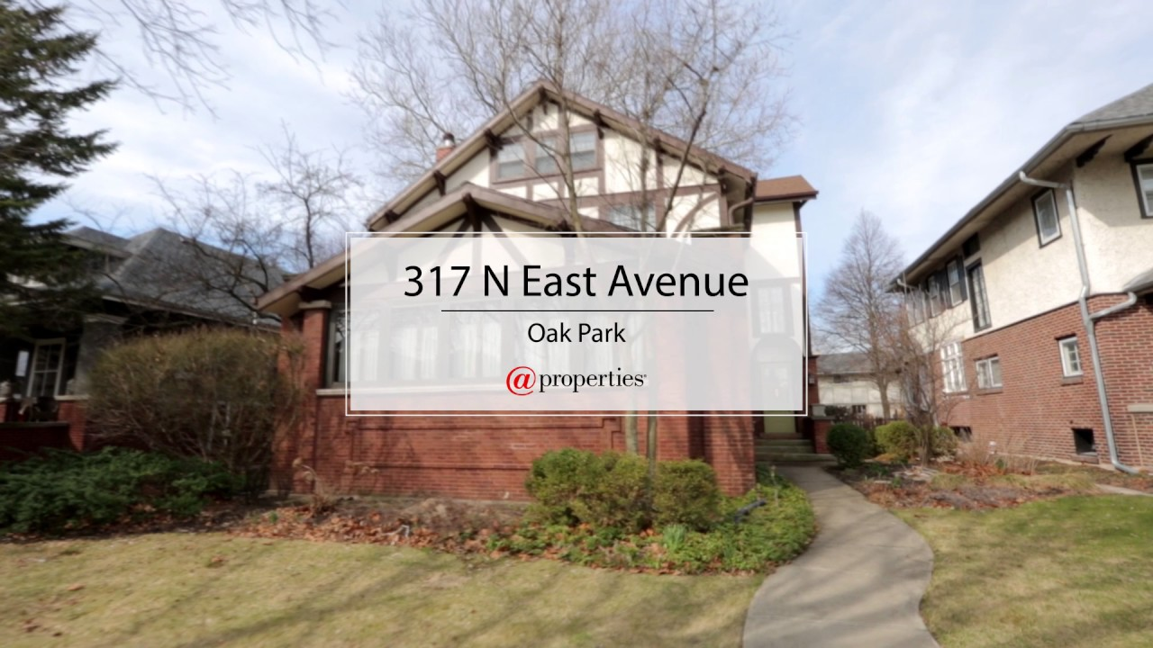 317 N East Avenue Oak Park IL 60302