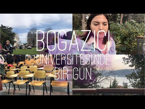 Boğaziçi Üniversitesi'nde Bir Gün:...