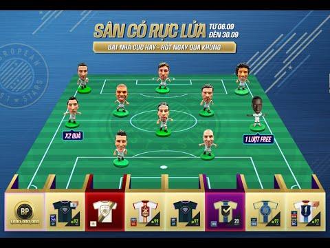 RIVIEW SỰ KIỆN SÂN CỎ RỰC LỬA VỚI 200FC, THỬ VẬN MAY ĐẬP THẺ VỚI BALLACK MC 3 VẠCH   FIFA ONLINE 4