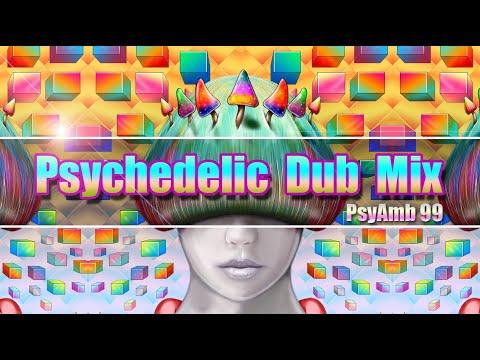 XTC DUB - Psydub ( psychedelic dub ) mix -  PsyAmb Episode 99