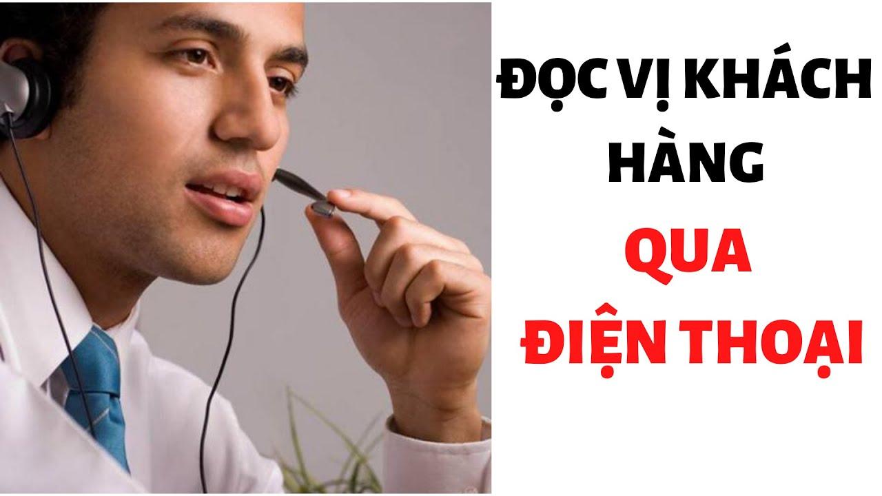 Bí mật đọc vị tâm lý khách hàng qua điện thoại với DISC   Lê Minh Tuấn