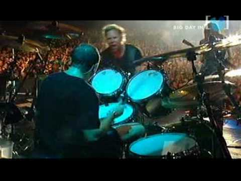 Metallica - Frantic (Live in Big Day 2004)