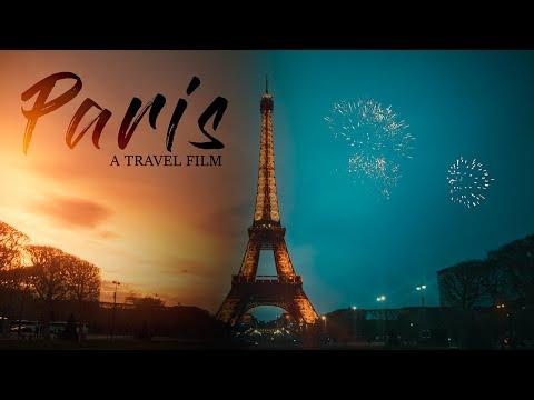 PARIS - City of light  | Cinematic Travel Video 4K