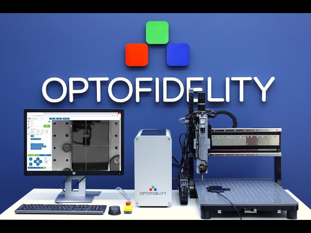 OptoFidelity™ Touch Panel Performance Tester - Fast and the most accurate tester for smart devices