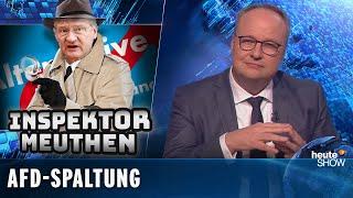 Die AfD ist rechts? Jörg Meuthen ist einer heißen Sache auf der Spur!