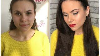 VLOG | Целый день со мной | Школа макияжа | Marketplace