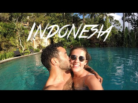 Vacation Indonesia 2016 - Travelling in Java, Bali and Lombok!