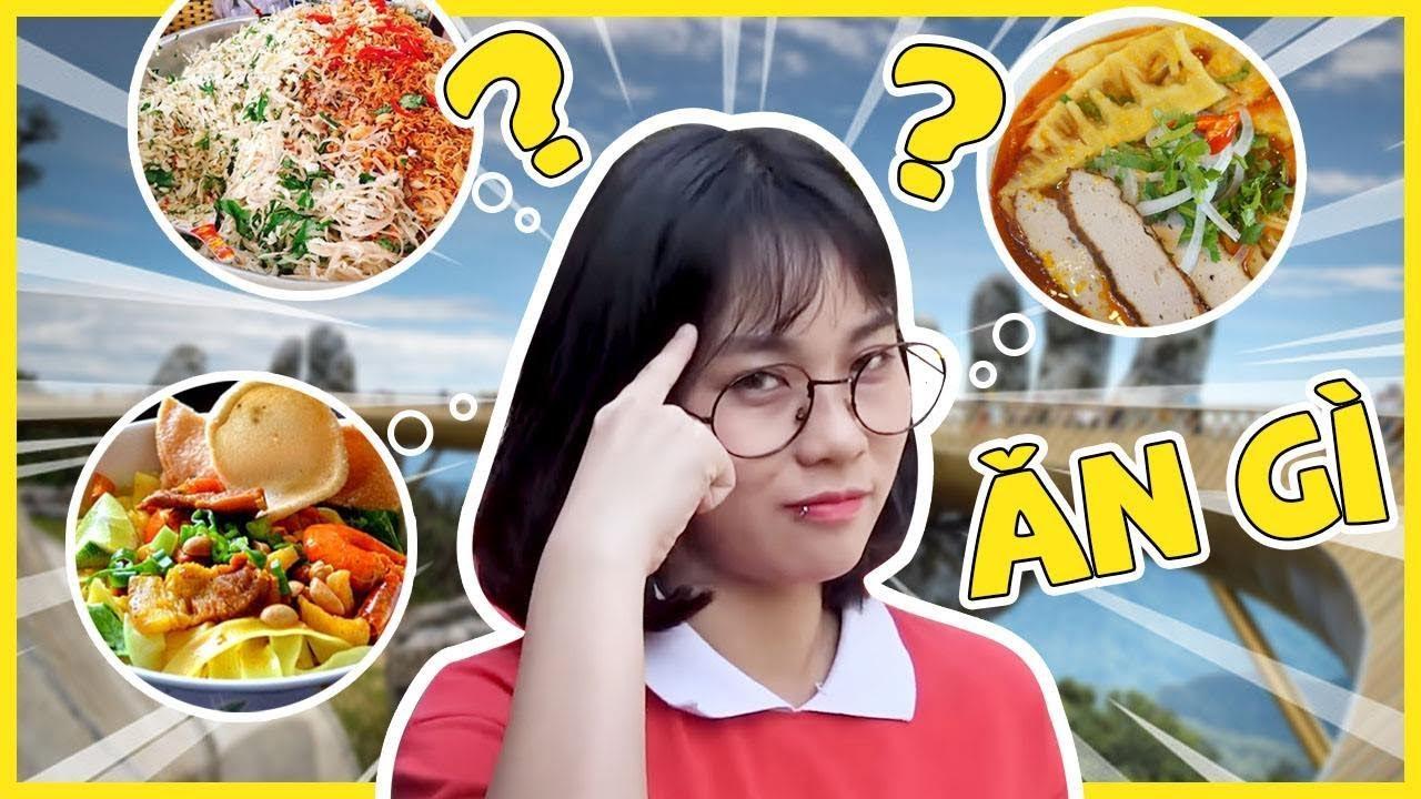 Misthy ăn gì ở Đà Nẵng ?? || THY ƠI MÀY ĐI ĐÂU ĐẤY ???