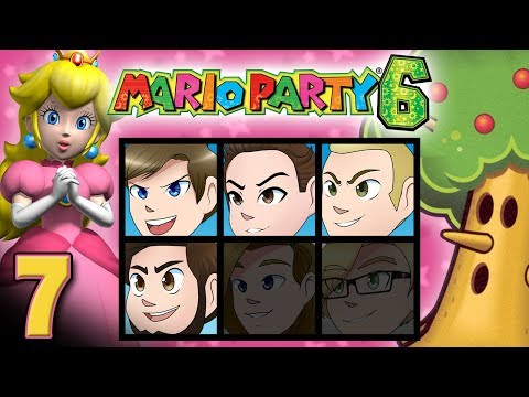Mario Party 6: Never Lucky - EPISODE 7 - Friends Without Benefits