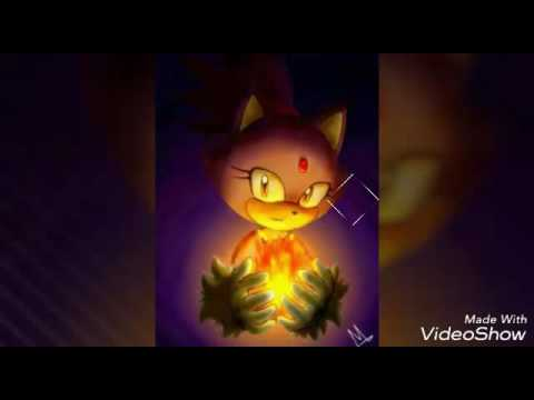 Blaze the cat ~fight song