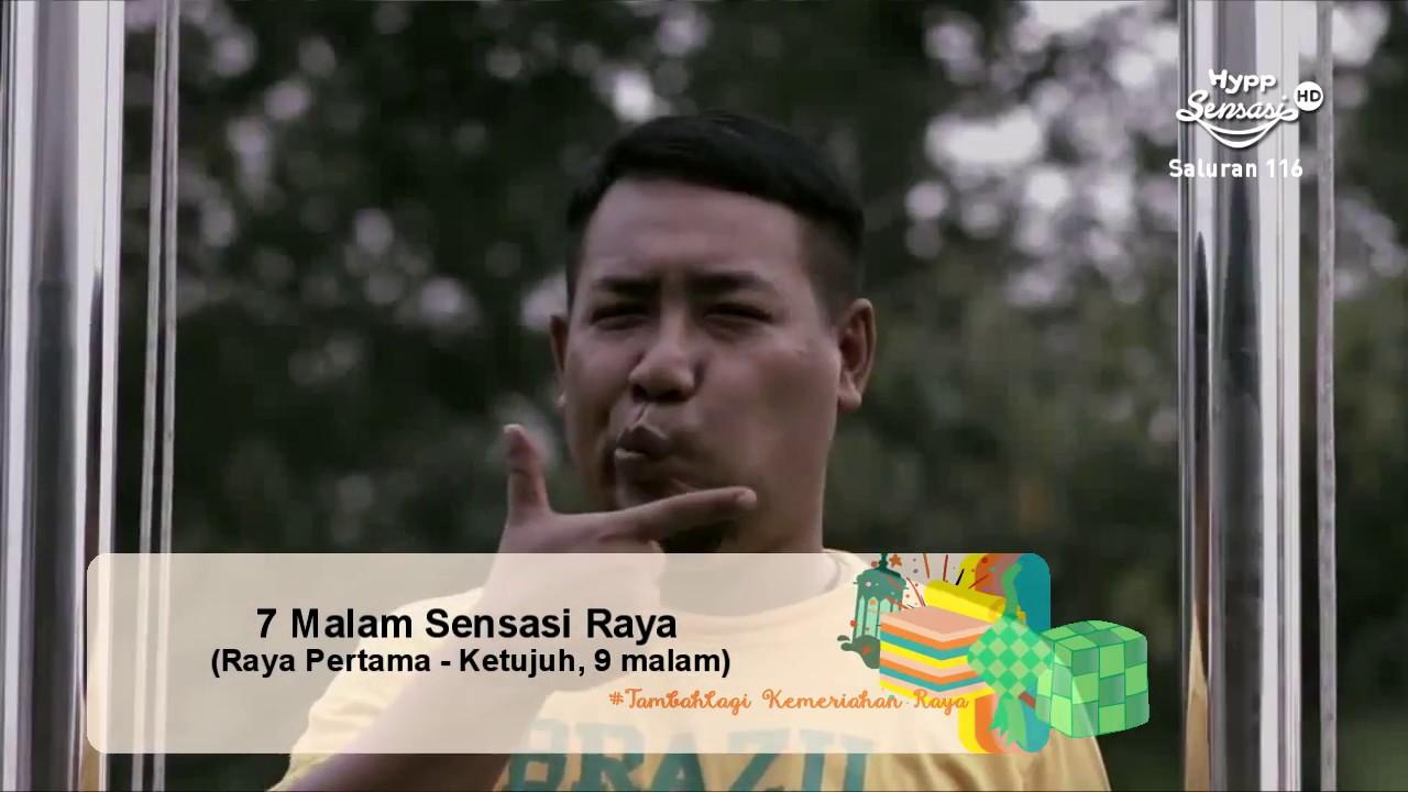 unifi TV : Istimewa Sensasi Raya (HyppSensasi Saluran 116)