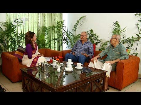 Joyotu With Soumitra Chatterjee & Shirshendu Mukhopadhyay By Samia Rahman Part_01
