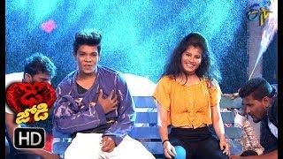 Ritik and Tanvi Performance | Dhee Jodi |  10th October 2018 | ETV Telugu