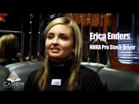 Erica Enders talks Progeria Disease