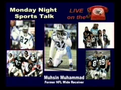 Muhsin Muhammad - Former NFL Wide Receiver