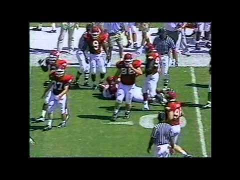 1996 #13 Alabama vs. Arkansas Highlights