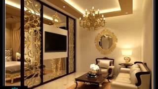 interior ruang tamu minimalis kecil Ge Pamungkas Desain Interior ruang tamu