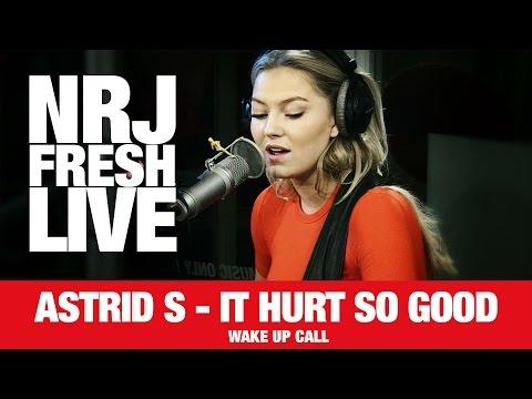 [LIVE] Astrid S - Hurt so good - NRJ SWEDEN