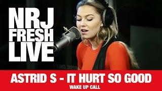 [LIVE] Astrid S - Hurt so good - NRJ SWEDEN