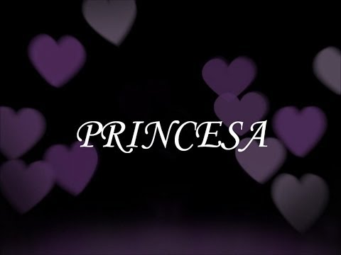 Ken Y - Princesa (letra)