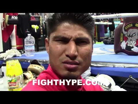 MIKEY GARCIA TELLS ALL ON MIGUEL COTTO OFFER & WHY HE REJECTED IT; QUESTIONS PURSE & FUTURE FIGHTS