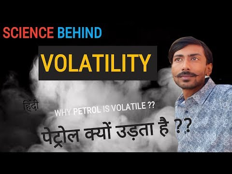 "Science Behind "" VOLATILITY "" 